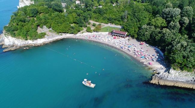"""""""Batı Karadenizin incisi"""" turizm cenneti olma yolunda"""