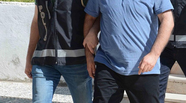 Baz istasyonundan akü çalanlar tutuklandı