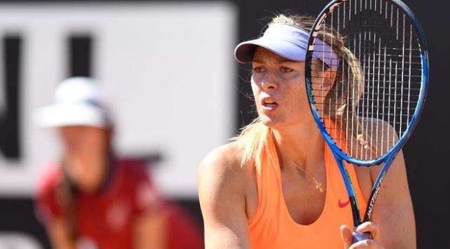 Sharapova wild card ile ABD Açıka katılacak