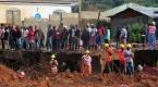 Sierra Leonedeki toprak kayması