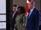 Cumhurbaşkanı Erdoğan'ın kabulleri