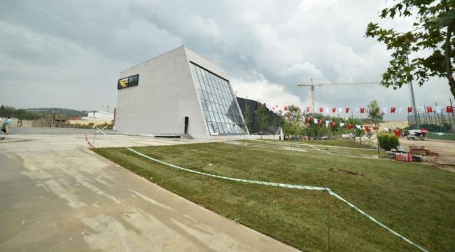 Deprem Müzesi İzmitte kapılarını açmaya hazırlanıyor