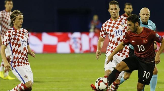 Türkiye-Hırvatistan maç biletlerinin tamamı satıldı