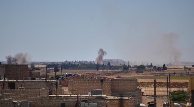 PKK/PYDden sivillere havanlı saldırı