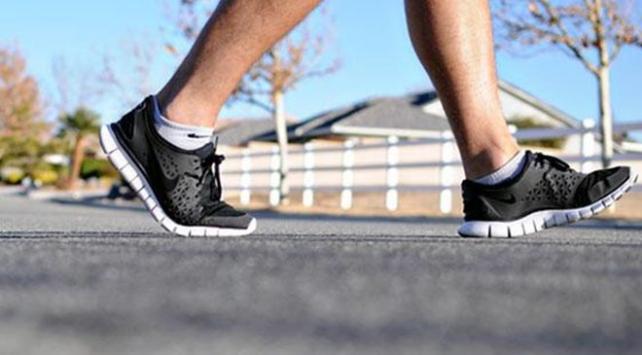 10 bin adımla vücudunuzda neleri değiştirebilirsiniz?