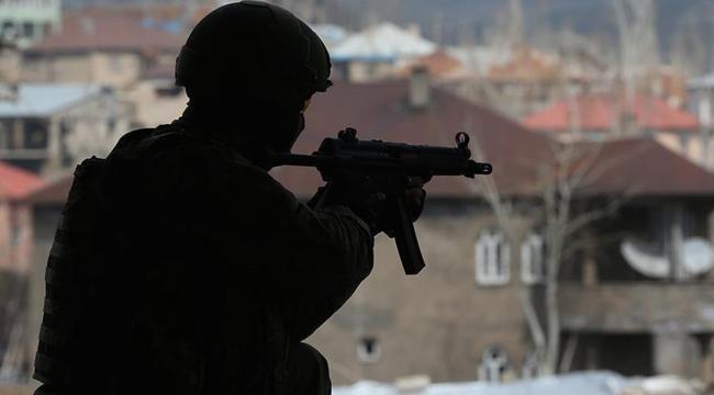 Hatayda terör operasyonu: 1 asker yaralı