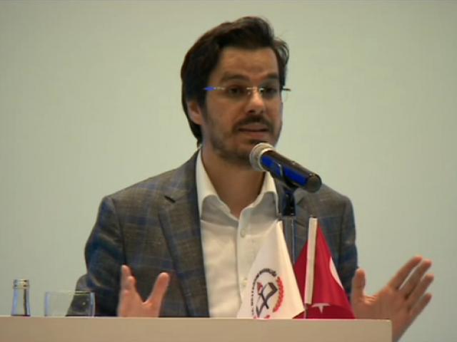 TRT Genel Müdürü İbrahim Eren, yurt dışında eğitim gören öğrencilerle buluştu