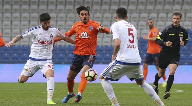 Medipol Başakşehir bu hafta Kardemir Karabükspor deplasmanında