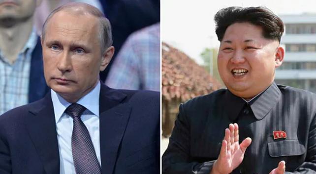 Rusya ve Almanya, Kuzey Koreyi görüştü