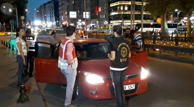 5 bin polisle Yeditepe Huzur uygulaması