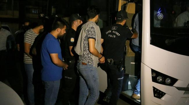 Eskişehirspor-Göztepe maçındaki olaylara yönelik operasyon