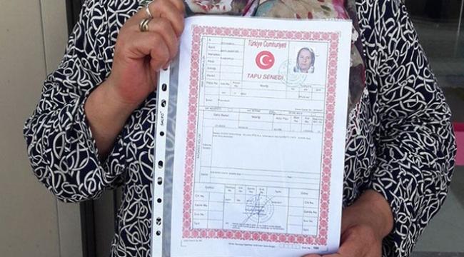 Beşiktaş, şehit Tunç Uncunun ailesine ev hediye etti