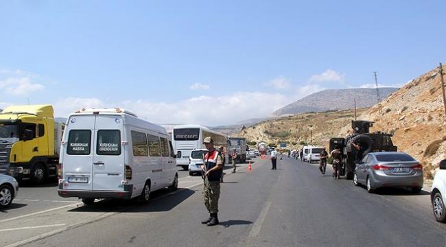 Hataydaki DEAŞ operasyonunda 5 kişi yakalandı