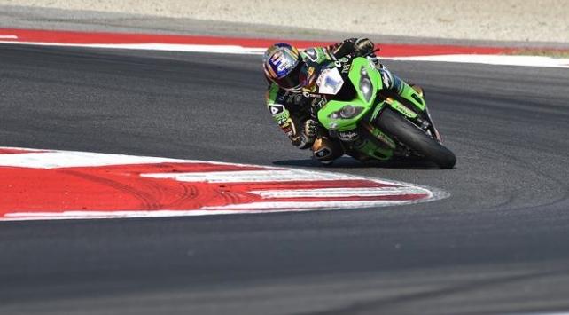 Milli motosikletçi Sofuoğlu yarışa 5. sıradan başlayacak