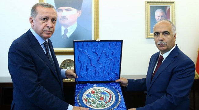 Cumhurbaşkanı Erdoğandan Denizli ziyareti
