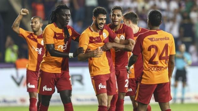 Galatasaray Ankara deplasmanında 3 puanın sahibi oldu