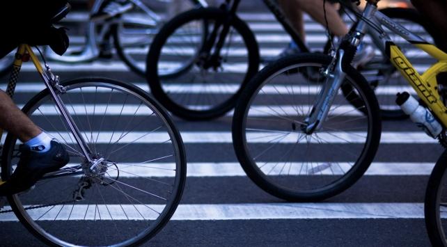 New Yorkta hırsızlar bisikletlere dadandı