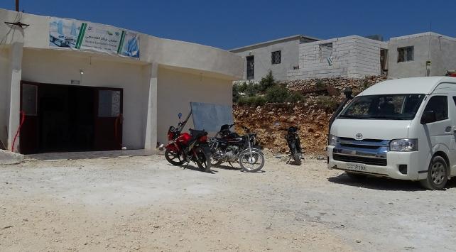 Suriyede ücretsiz hizmet verecek hastane açıldı