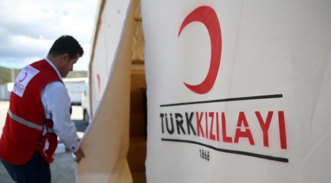Türk Kızılayı olağanüstü durumlara hazır