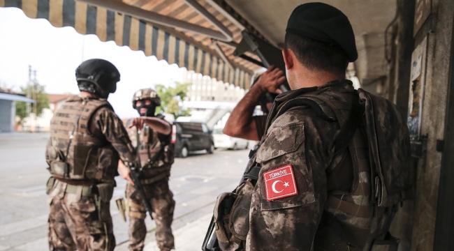 İçişleri Bakanlığı terörle mücadelede haftalık bilançoyu açıkladı