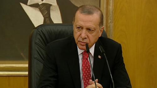 Cumhurbaşkanı Erdoğandan Zekai Aksakallı açıklaması