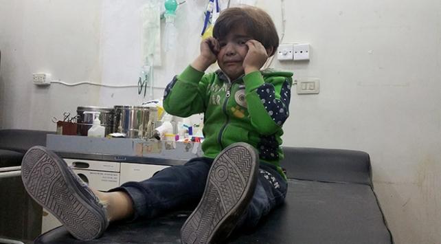 Esed rejimi 174 kez daha kimyasal silah kullandı