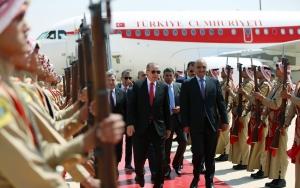 Cumhurbaşkanı Erdoğan Ürdünde