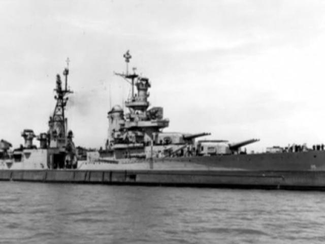 72 yıl sonra bulunan gemi...