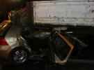 Otomobil TIR'a çarptı: 4 ölü
