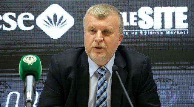 Konyaspor Başkanı Şan FETÖden ifade verdi