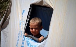 Ürdünden dönmek zorunda kalan Suriyeliler çaresiz