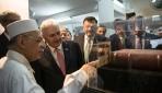Başbakan Yıldırımın Singapur ziyareti