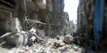 Hamada hava saldırılarında 50 sivil hayatını kaybetti