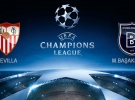 Sevilla - Medipol Başakşehir maçı TRT1 (CANLI)