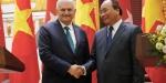 Vietnamla ilişkileri her alanda geliştirme kararlılığındayız