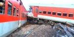 Hindistanda tren raydan çıktı: 74 yaralı