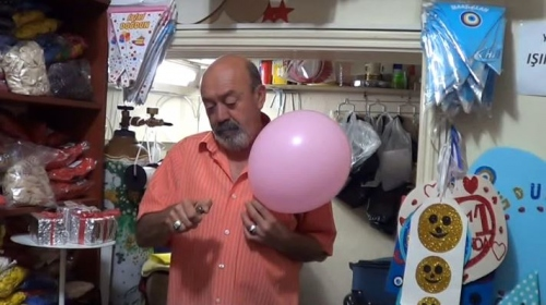 Uçan balonlar tehlike saçıyor