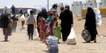Telaferde 13 binden fazla kişi evini terk etti