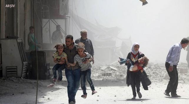 Esed rejiminin Humusa saldırılarında 2 sivil öldü