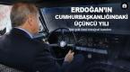 Erdoğanın cumhurbaşkanlığındaki üçüncü yılı…