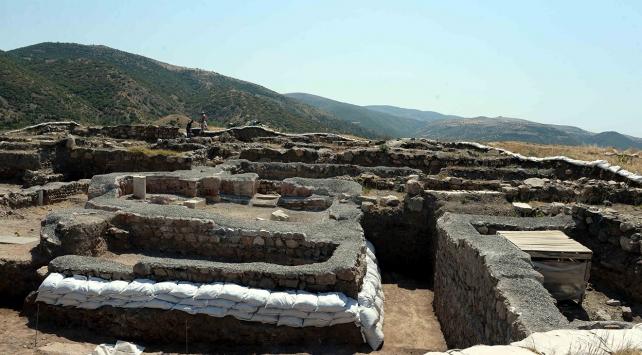 Komana Pontika Antik Kenti üretim merkeziydi