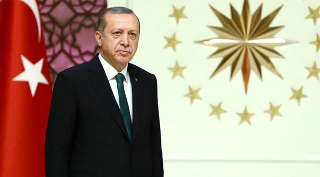 Cumhurbaşkanı Erdoğandan Kurban Bayramı mesajı