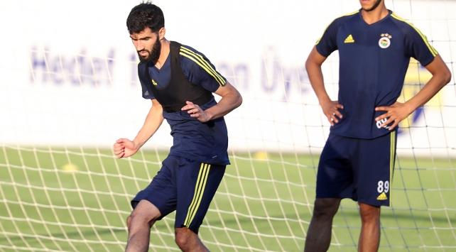 Fenerbahçenin yeni transferi Neto ilk antrenmanına çıktı