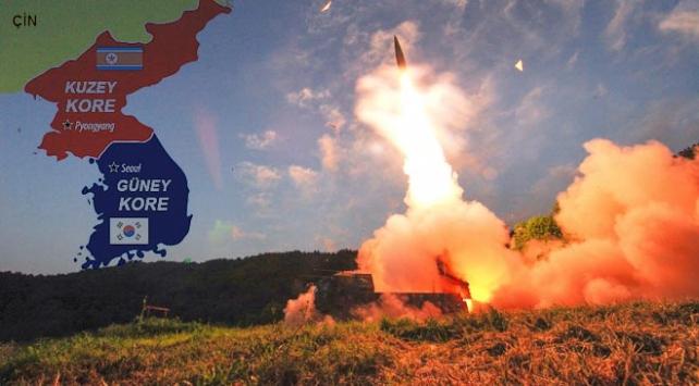 Güney Koreden Kuzeye gözdağı