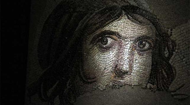 Zeugma Mozaik Müzesi bayramda ziyaretçi akınına uğradı