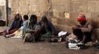 Etiyopyadaki evsizlerin yaşam mücadelesi