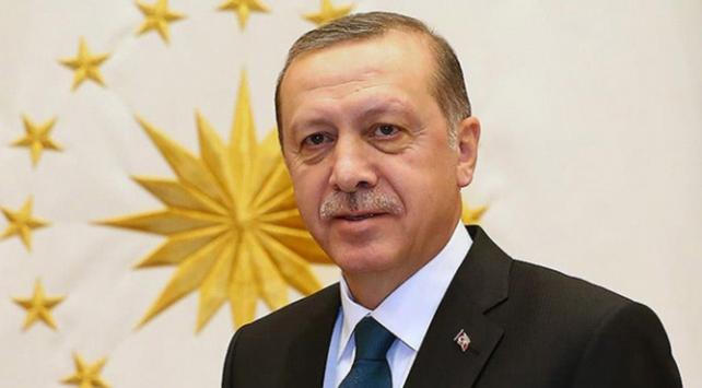 Cumhurbaşkanı Erdoğandan Dursuna tebrik telgrafı