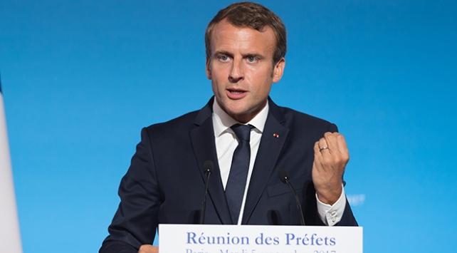 Fransız siyaset bilimci Saint-Prot: Macron Doğu Akdenizde Yunanistanı destekleyerek hata yapıyor