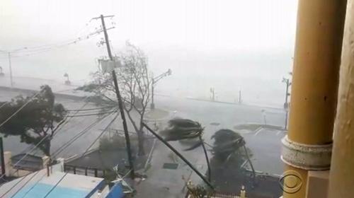 Irma ABDye yaklaşıyor