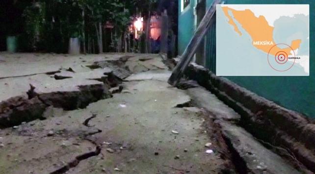 Meksikadaki depremde ölü sayısı 58e yükseldi